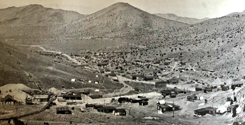 Upper Rochester, Nevada 1918
