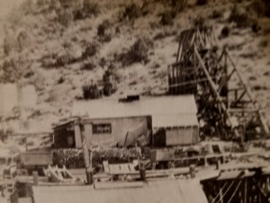 The Bristol Mine near Bristol in Lincoln County Nevada