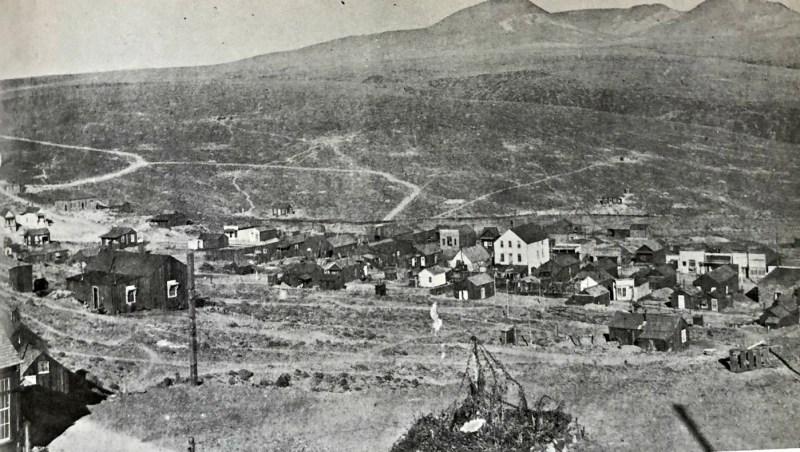 Candelaria, Nevada c 1880