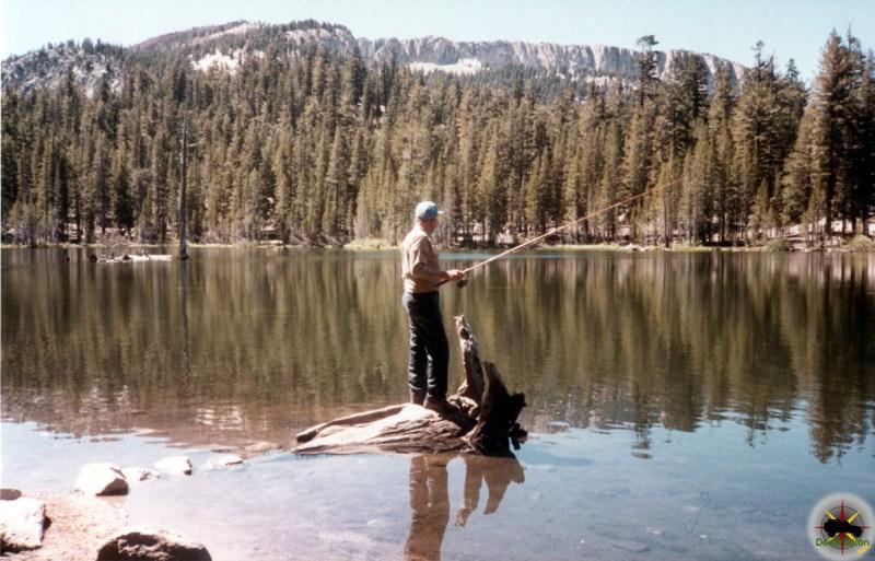 Lake Mary, Mammoth Lakes, California - Photo by Paul Wight