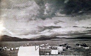 Lida Tent City in 1905