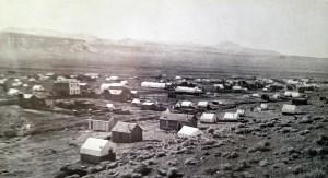 Columbia, Nevada - Paher