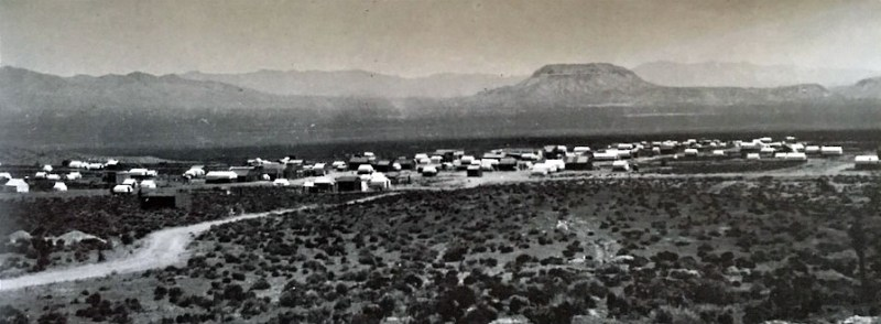 Hornsilver / Gold Point Nevada in 1908