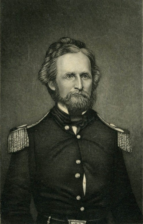 Lyon County is named for Brigadier General Nathaniel Lyon, commander of the Federal forces at Wilson's Creek.