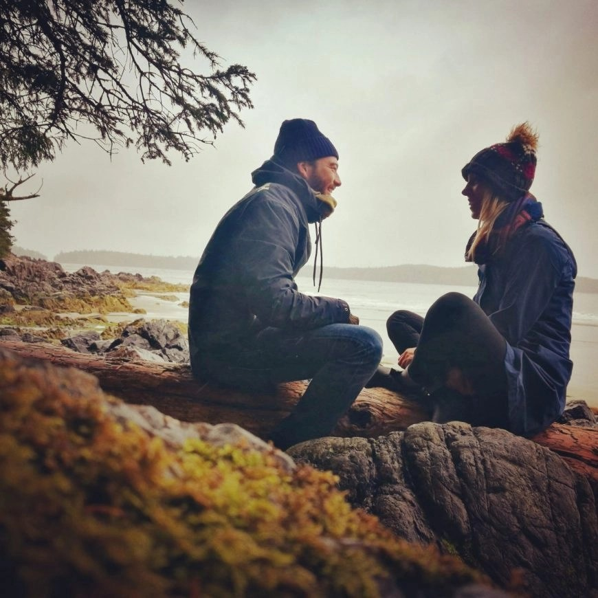 Destination Addict - Rainy beach days in Tofino, Vancouver Island, British Columbia, Canada