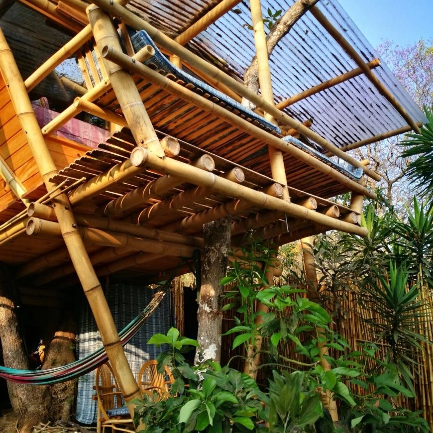 Destination Addict - Our fully equipped Airbnb tree house, Lake Atitlan, Guatemala