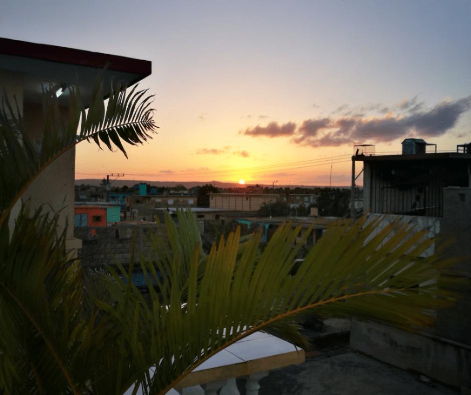 Destination Addict - Sunset in Cárdenas, Cuba