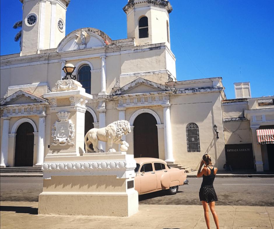 Destination Addict - Taking some snaps in Cienfuegos, Cuba