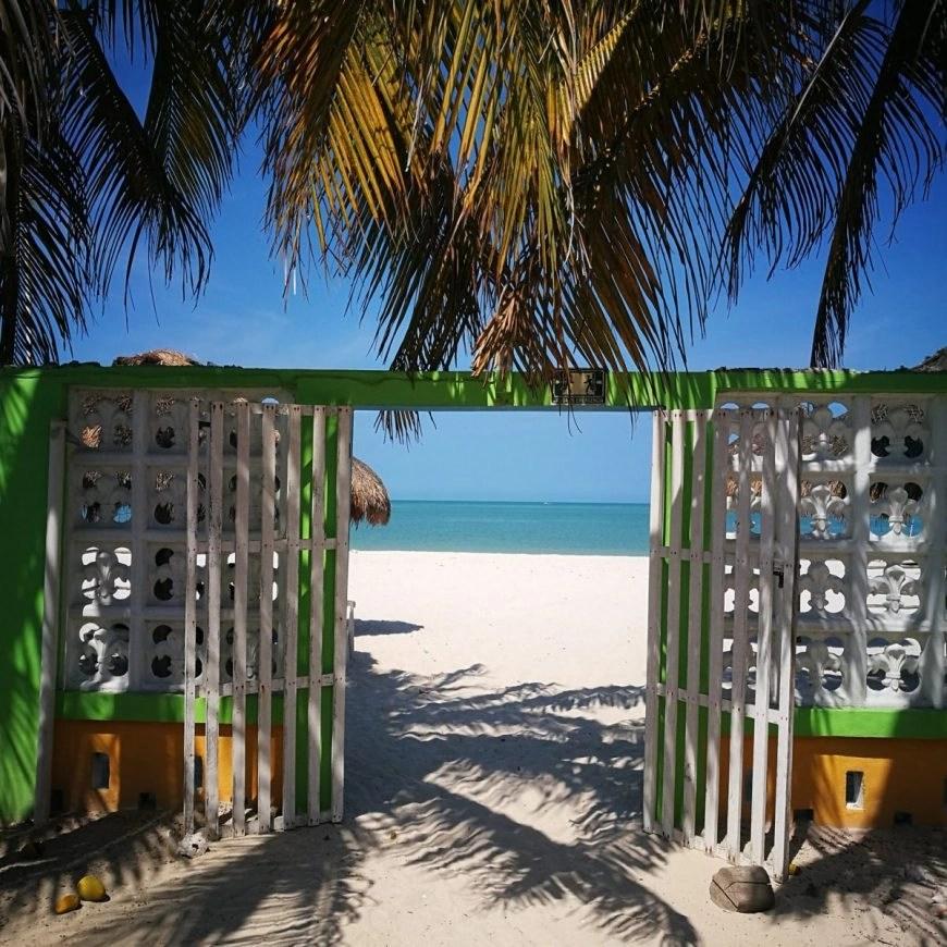 Destination Addict - Beach at Celestun, Mexico