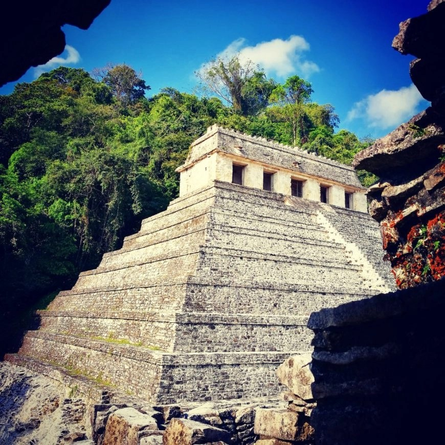 Destination Addict - Mayan Ruins of Palenque, Mexico