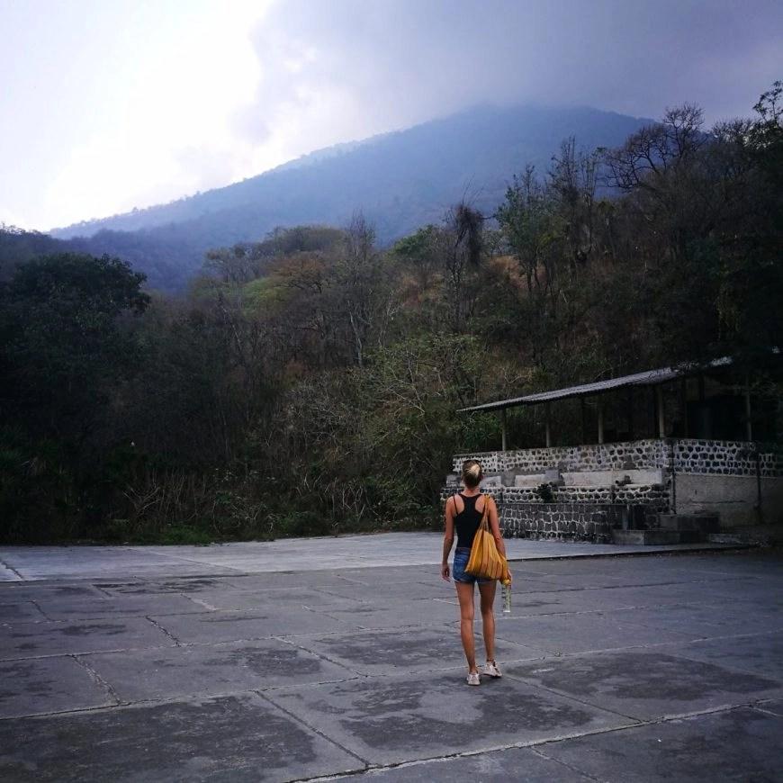 Destination Addict - Wandering around an old coffee finca just outside of San Pedro La Laguna, Guatemala
