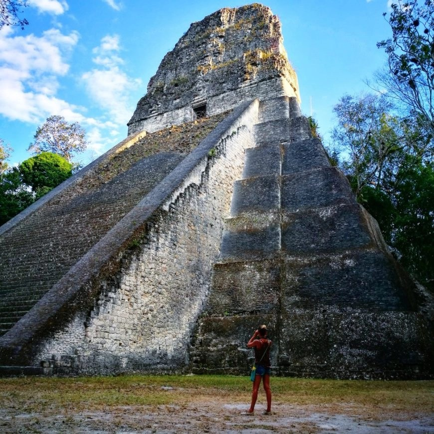Destination Addict - Visiting Tikal