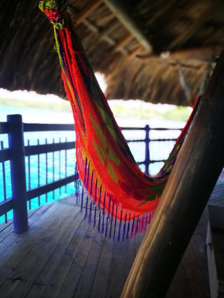 Destination Addict - You can choose to sleep out in a hammock too, Casa En El Agua, Cartagena, Colombia