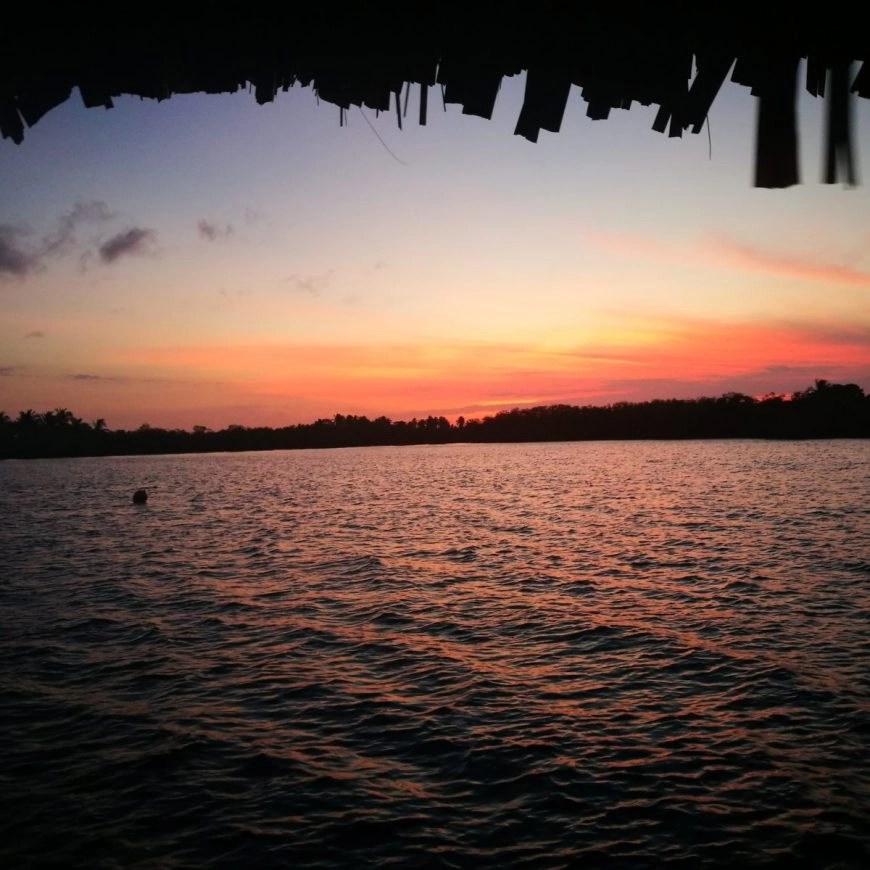 Destination Addict - Stunning sunrise, Casa En El Agua, Cartagena, Colombia