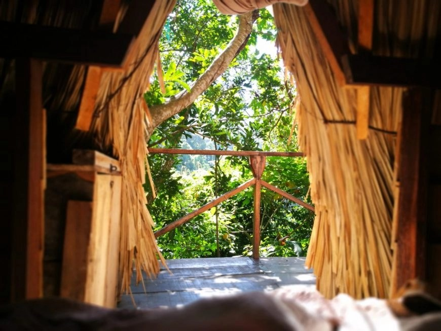 Destination Addict - Waking up to the sounds of the jungle at Casa Loma, Minca Colombia