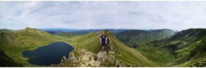 Helvellyn Striding Edge – Our Lake District Three Peaks Challenge - Destination Addict