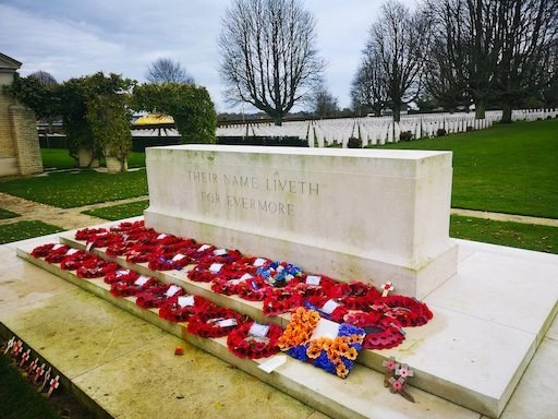 Remembering at The Commonwealth War Graves, Bayeux France - Destination Addict