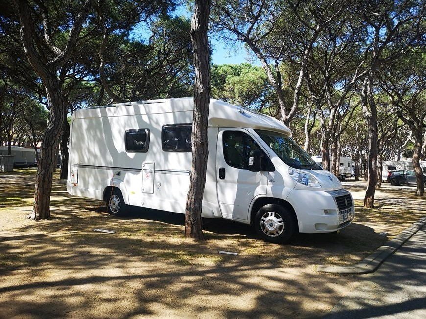 Nomad Life - Working & Living In A Nomad Life - Working In Blanes, Costa Brava, Spain - Working & Living In A Motorhome Full Time