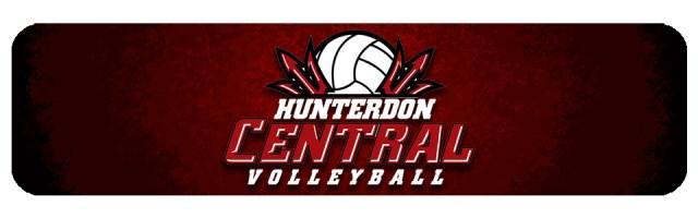 Hunterdon Central Girls Volleyball