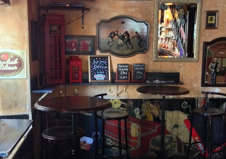 bar la taverne de la butte paris