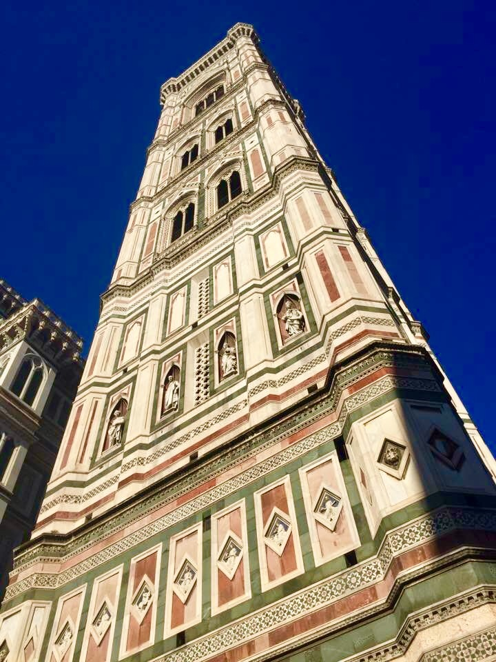 "Giotto's Campanile - ""The Belltower"""