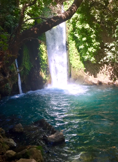 Banias Waterfall