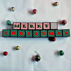 Christmas Blocks (Gawker)