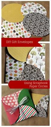 Gift Envelope-Pinterest