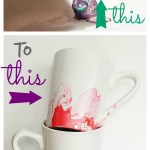 Marbled Nail Polish Mugs 6 Things I Wish I Had Known Before Making Them