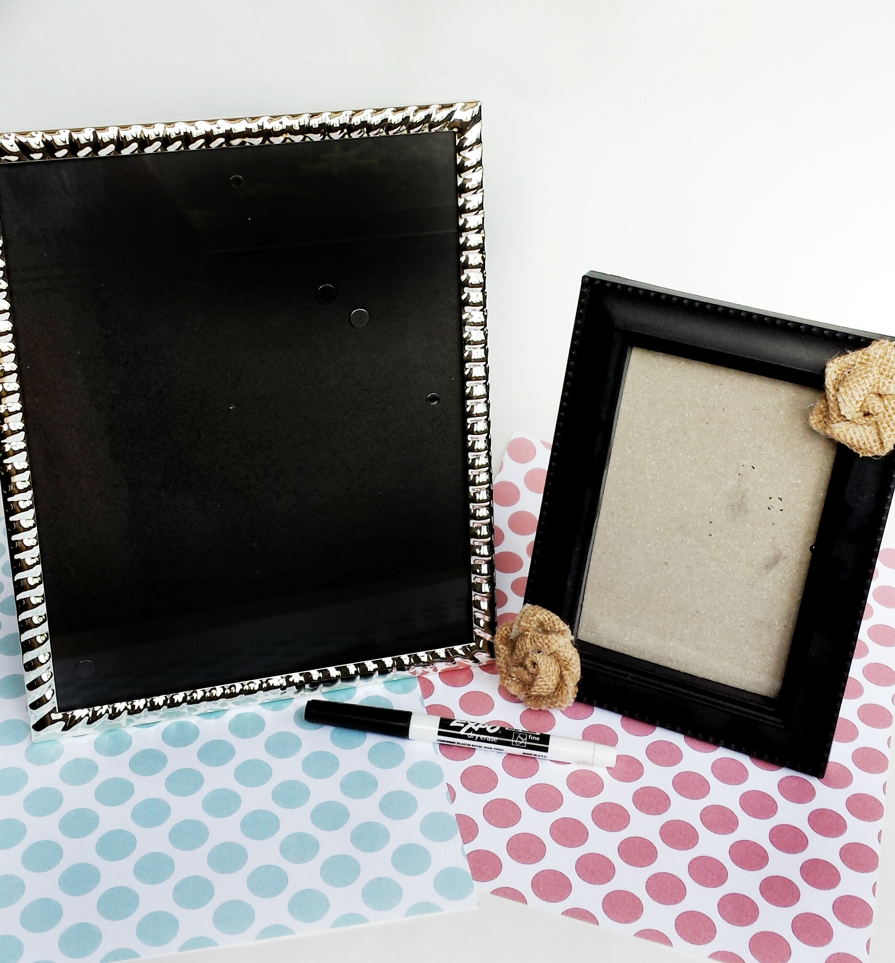 How To Make Your Own Dry Erase Frames With A Picture Frame | Create A Dry.  How To Make Your Own Dry Erase Frames With A Picture Frame | Create A Dry