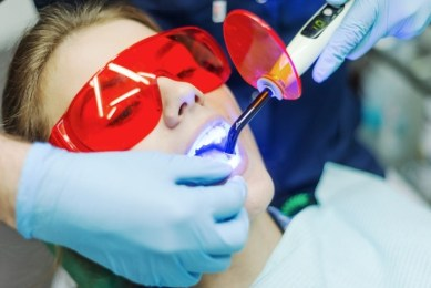 Laser Dentistry  Description automatically generated