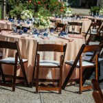 Fruitwood Folding Chair Destination Events