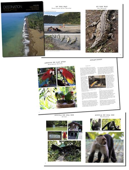 Costa Rica Photo-Journal