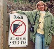 cliffsign