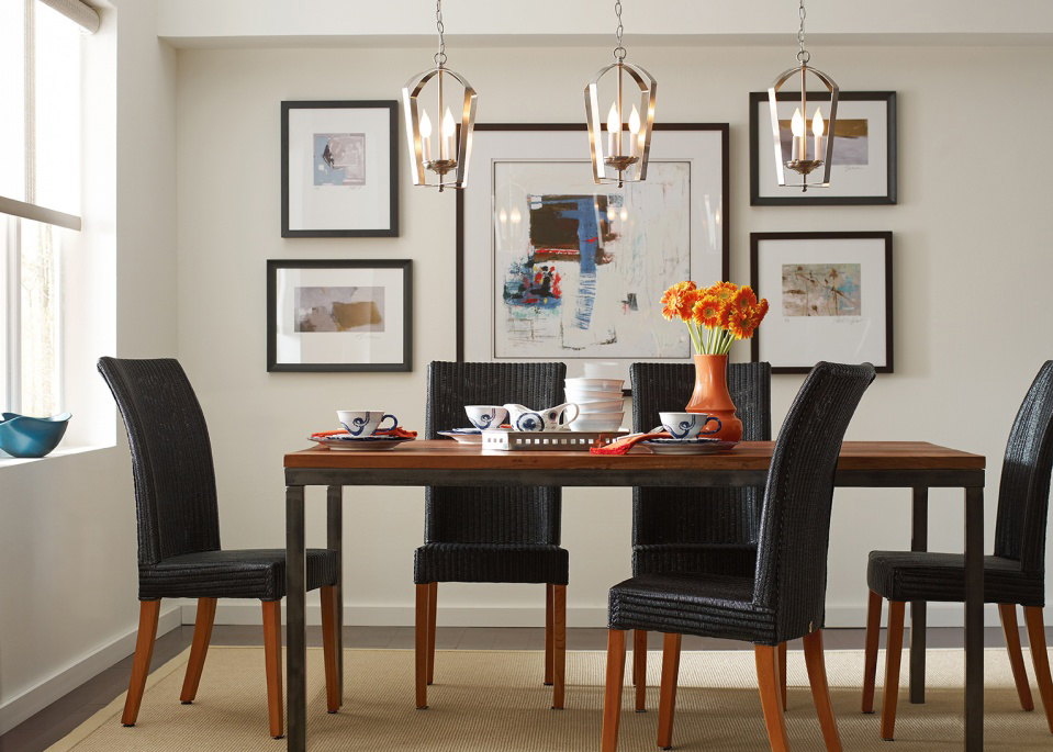 Dining Room Lighting Trends Flip The Switch