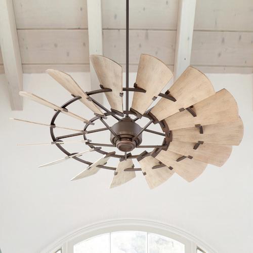 indoor ceiling fan light options