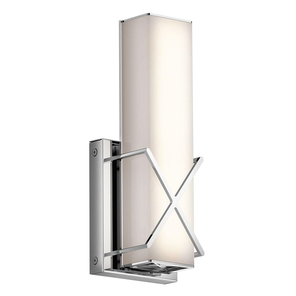 Kichler Lighting Trinsic LED Sconce | 45656CHLED ... on Led Sconce Lighting id=80421