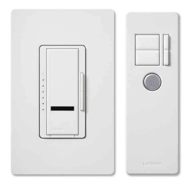 Incandescent Dimmer Switch With Remote Control