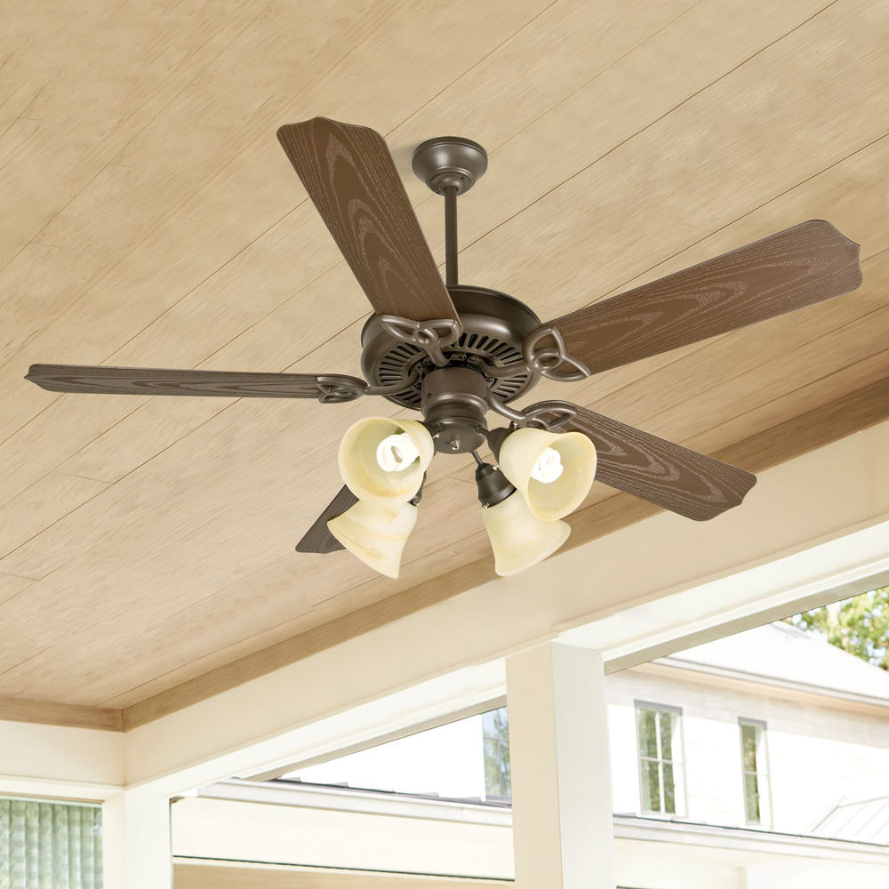 craftmade lighting outdoor patio brown ceiling fan with light at destination lighting