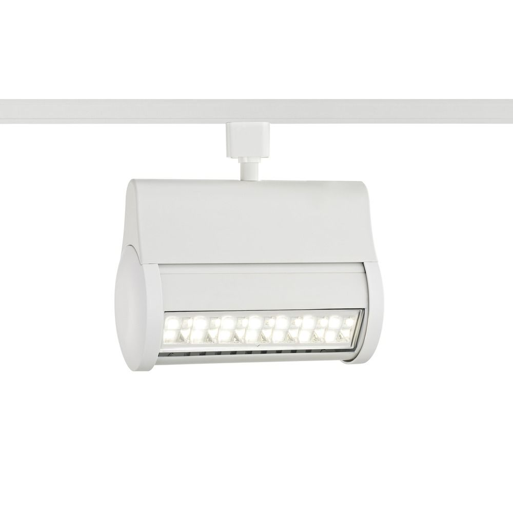 white led wall washer for halo track systems 4000k 3200lm at destination lighting