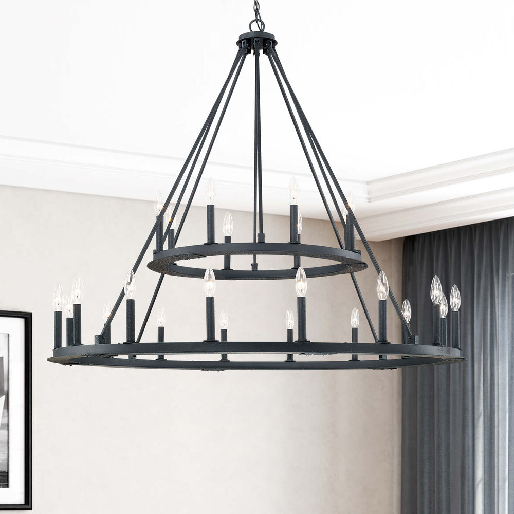 capital lighting pearson black iron chandelier at destination lighting