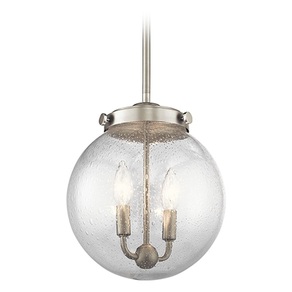 Mini Globe Pendant Light