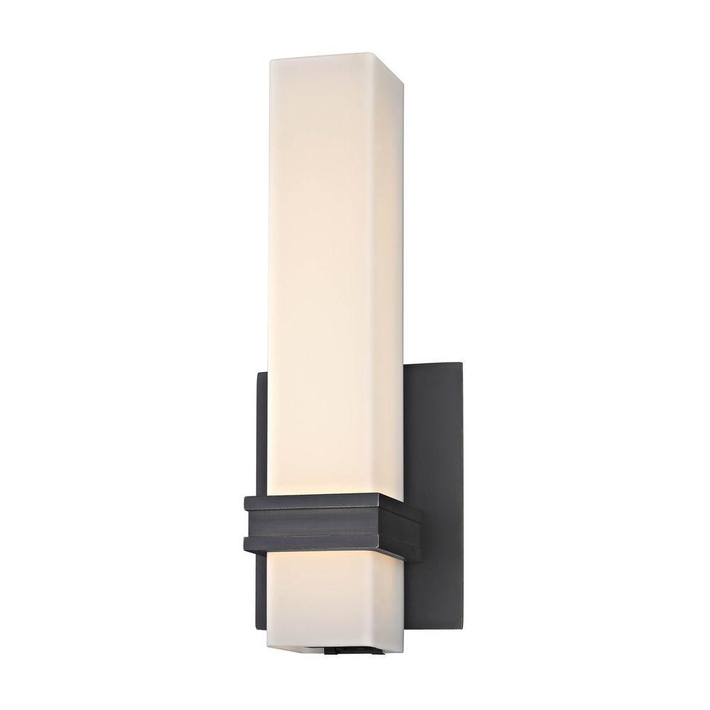 Dolan Designs Bolivian Bronze LED Sconce | 11076-78 ... on Led Sconce Lighting id=57330