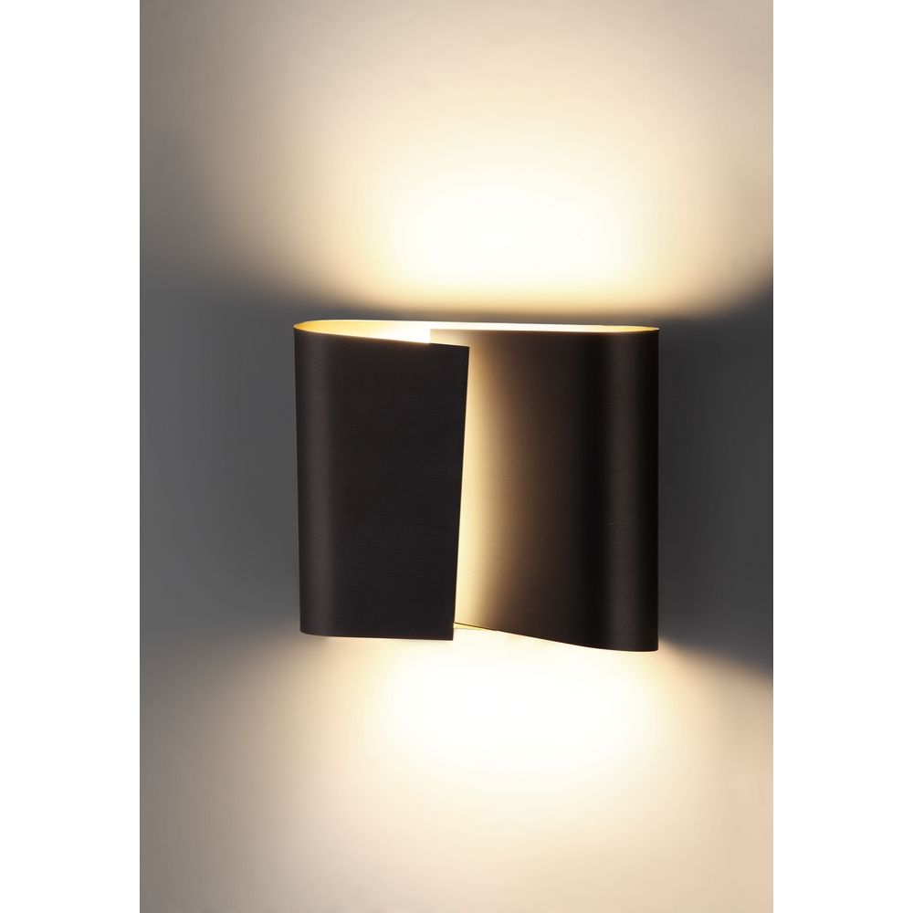 Holtkoetter Modern Sconce Wall Light in Hand-Brushed Old ... on Modern Wall Sconces id=93356