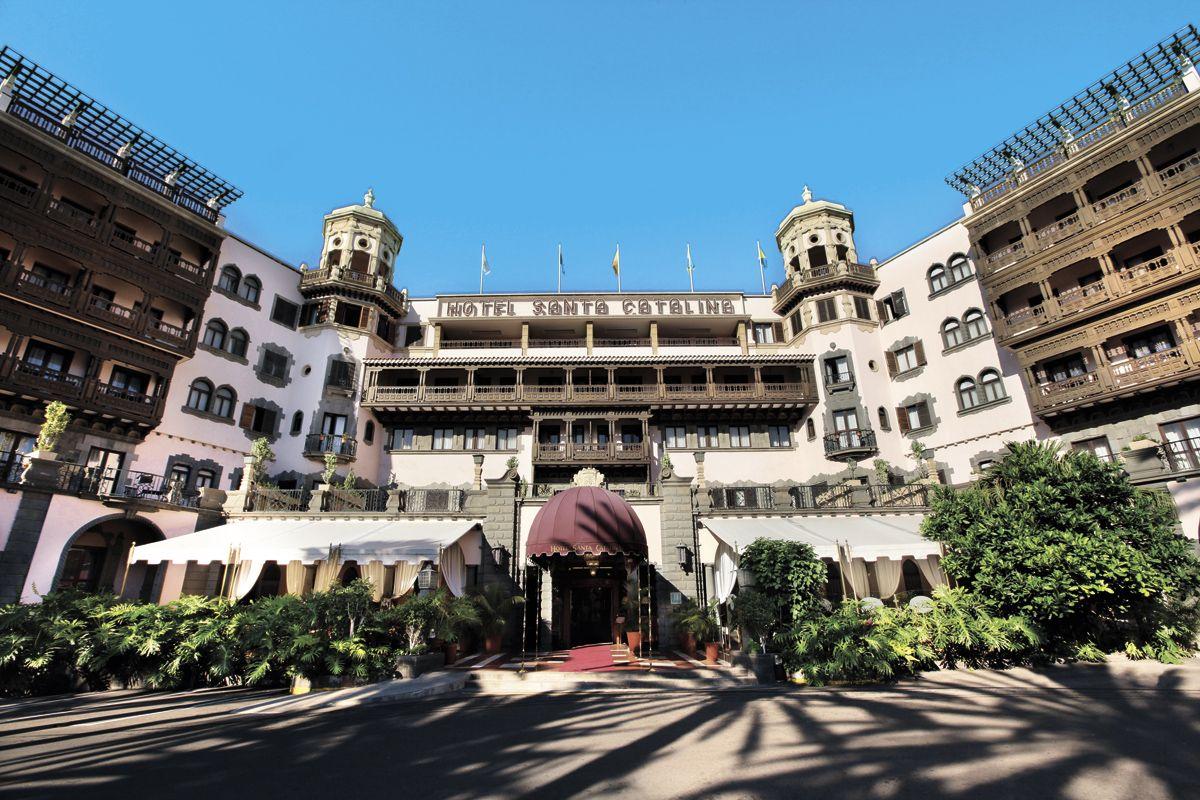 5-star Hotel Santa Catalina, Las Palmas