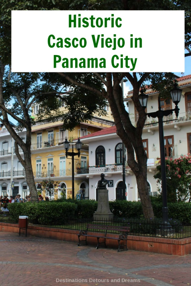 Historic Casco Viejo In Panama City