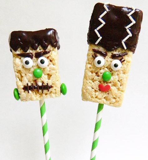 Halloween-rice-crispy-treats