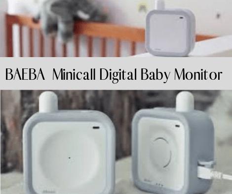 DS Likes: BAEBA Minicall Digital Baby Monitor