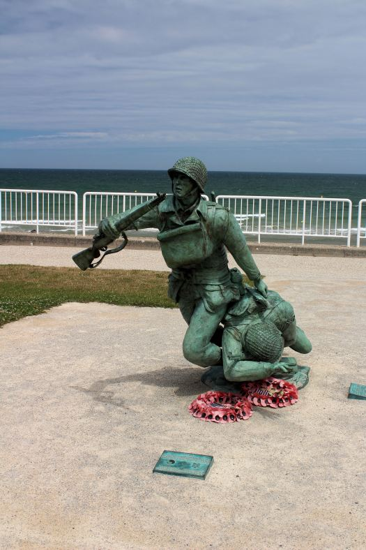 Canadian Memorial Juno Beach