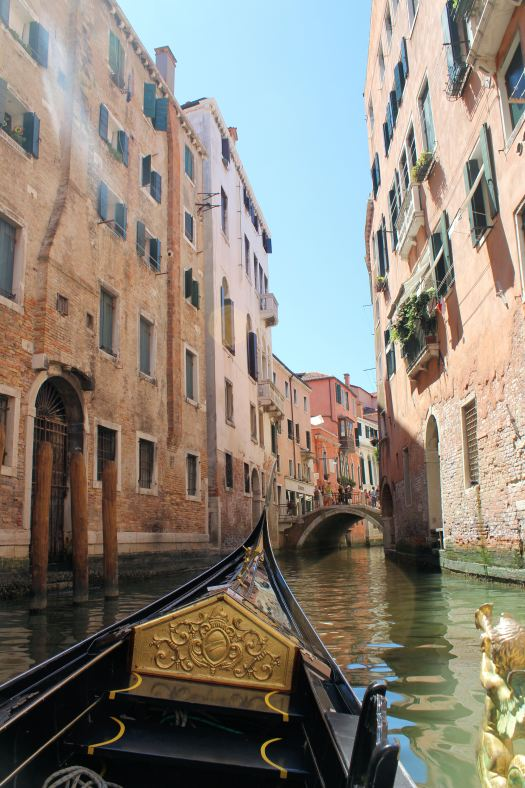 Back Street Gondola Ride